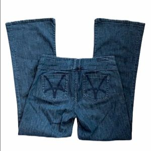 Kut From The Kloth Wide Leg Jeans Size 8